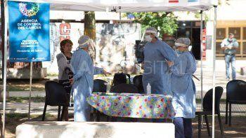 Coronavirus en Argentina: confirmaron 8.593 nuevos contagios y 283 muertes