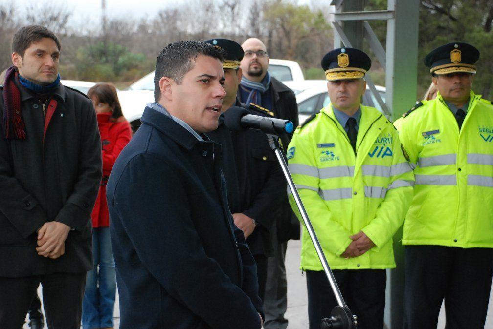 Fernando Peverengo se desempeñó al frente del área de Seguridad Deportiva durante la gestión de Miguel Lifschitz en la Provincia.