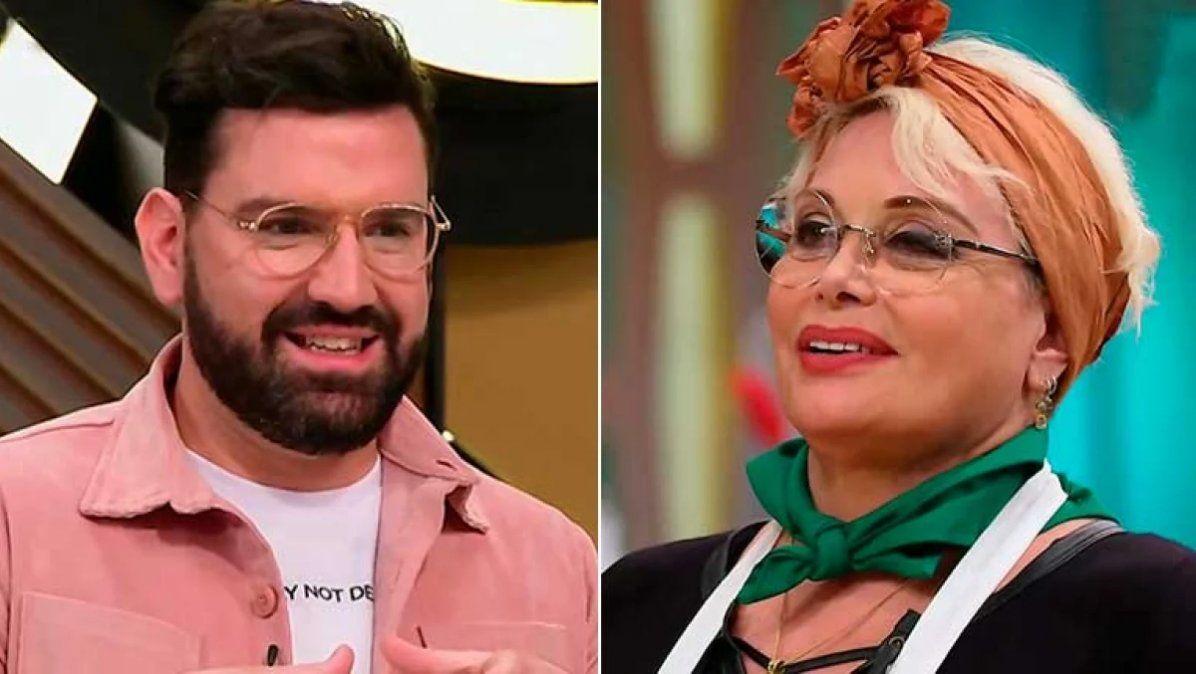 Damián Betular se postuló para participar la próxima revista de Carmen Barbieri: Mañana empiezo a practicar para Chefísima