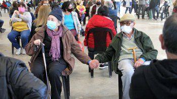 El gesto de amor de una pareja de abuelos rosarinos que se hizo viral en redes