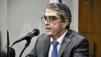 Designan a Traferri como representante en el órgano de control de defensores públicos