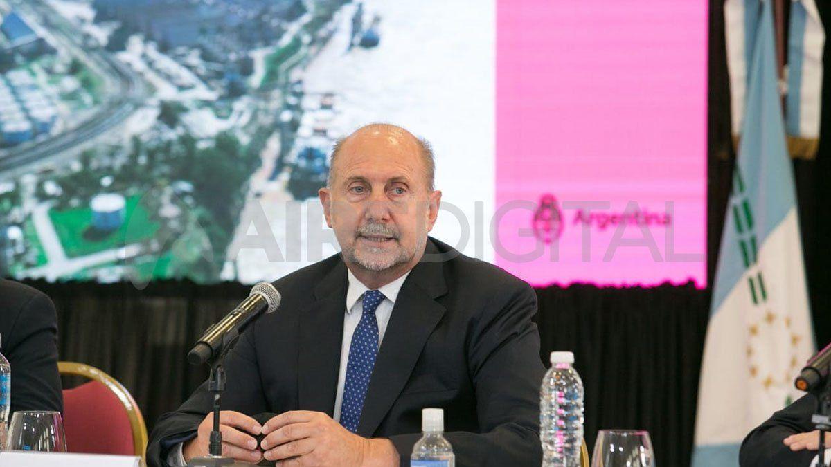 El gobernador Omar Perotti participó del primer encuentro del Consejo Federal Hidrovía (CFH)