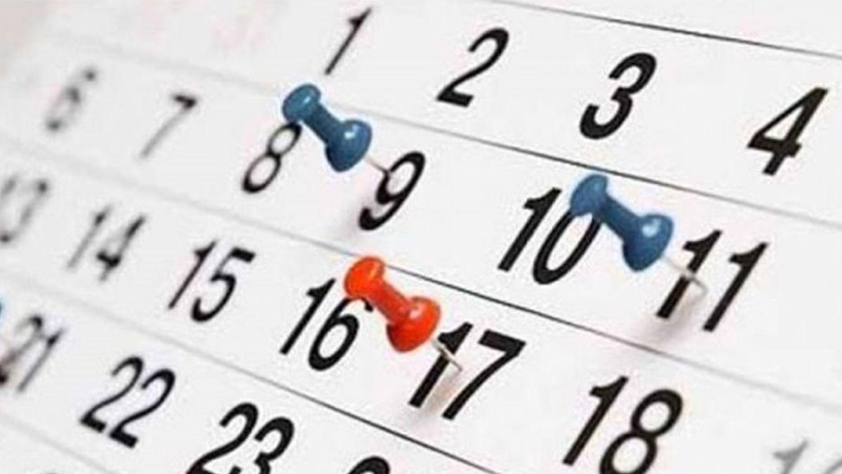 Cuál es el feriado que se modificará por la cuarentena obligatoria