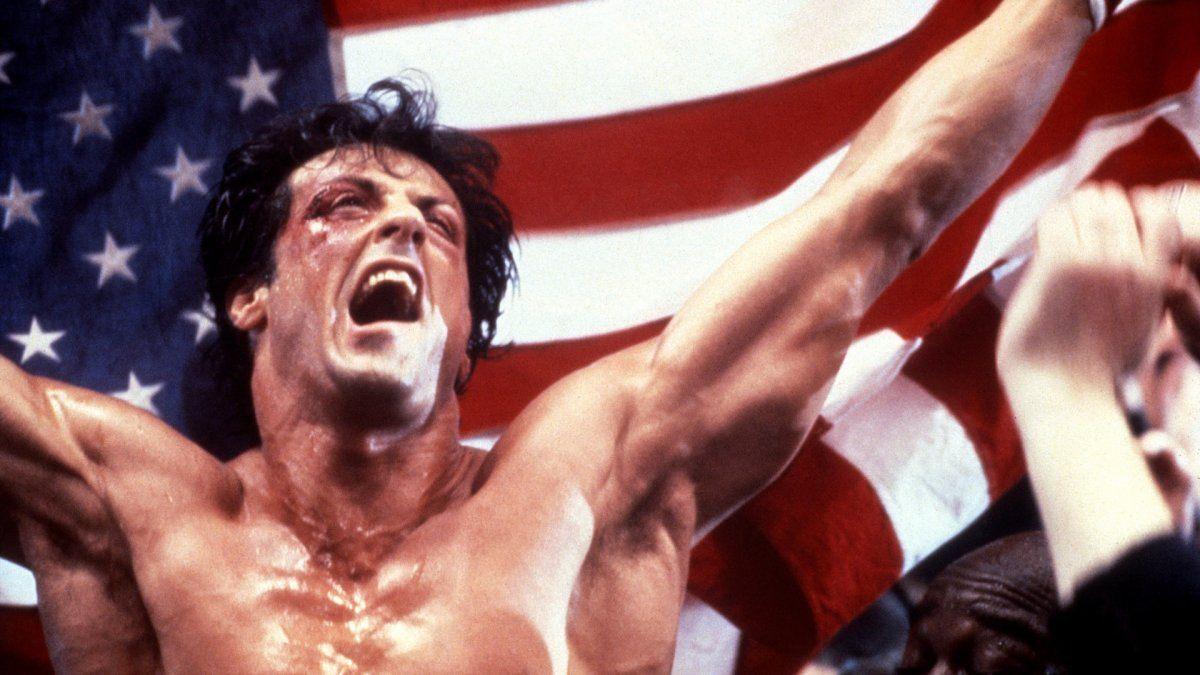La primer película de Rocky se estreno en el año 1976 y rápidamente se convirtió en un fenómeno cultural.
