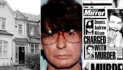 Memorias de un Asesino: Las Cintas de Nilsen | Netflix | Tráiler Oficial Subtitulado  Nilsen fue conocido como el Muswell Hill Murderer cuando confesó los homicidios en el distrito de Muswell Hill en el norte de Londres. Fue también conocido como El asesino amable por su método ceremonial de asesinar que él mismo consideraba bastante humanitario.