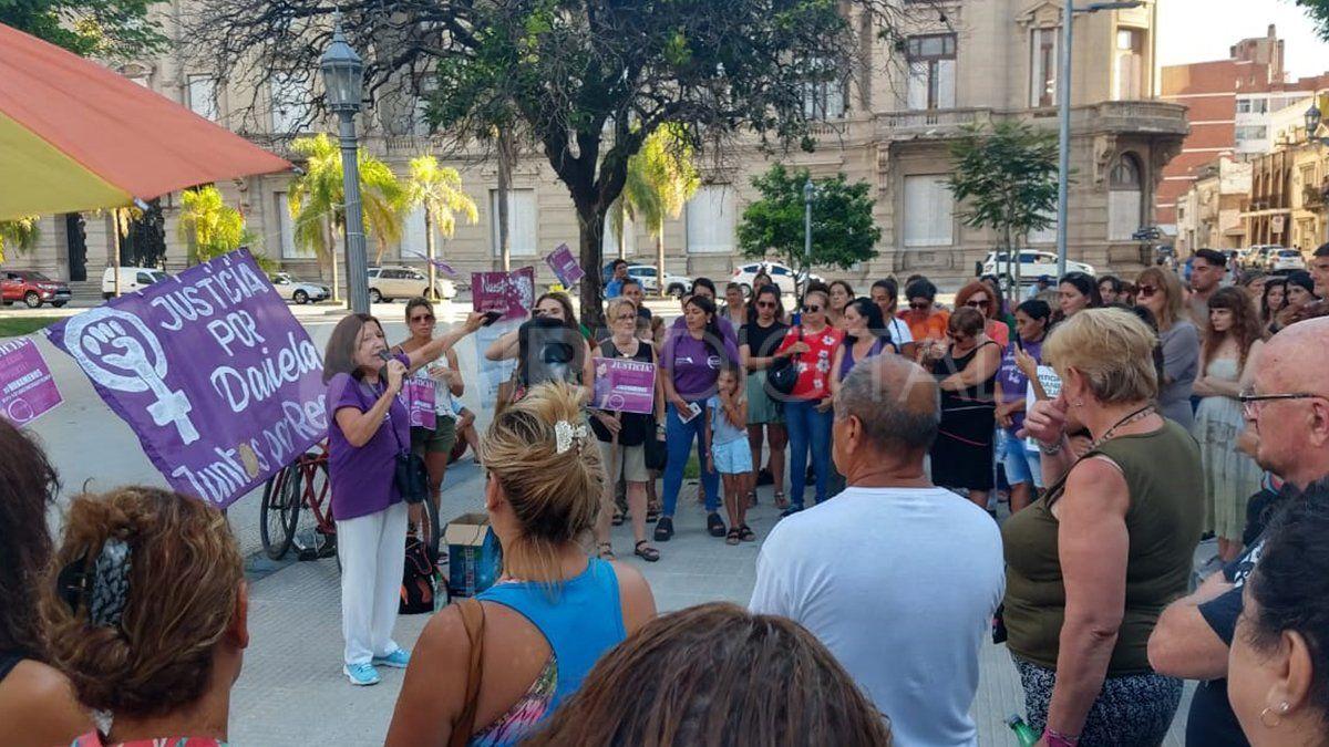 Reclaman esclarecimiento de la muerte de Daniela Cejas y piden que el Poder Judicial hable