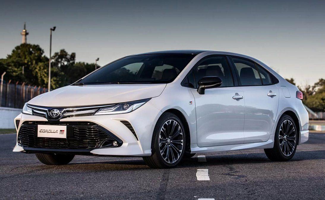 El Toyota Corolla sigue siendo uno de los modelos más vendidos de la marca a nivel mundial.