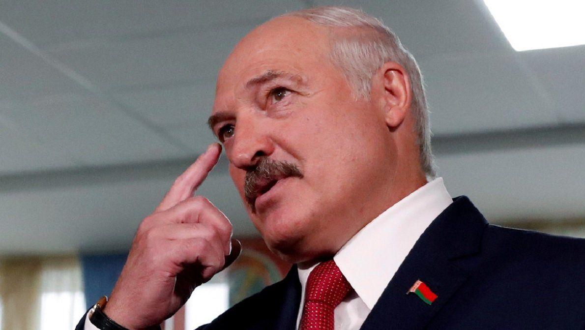 El presidente de Bielorrusia