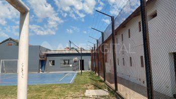Inauguraron pabellones en el Centro de Responsabilidad Penal Juvenil de Las Flores