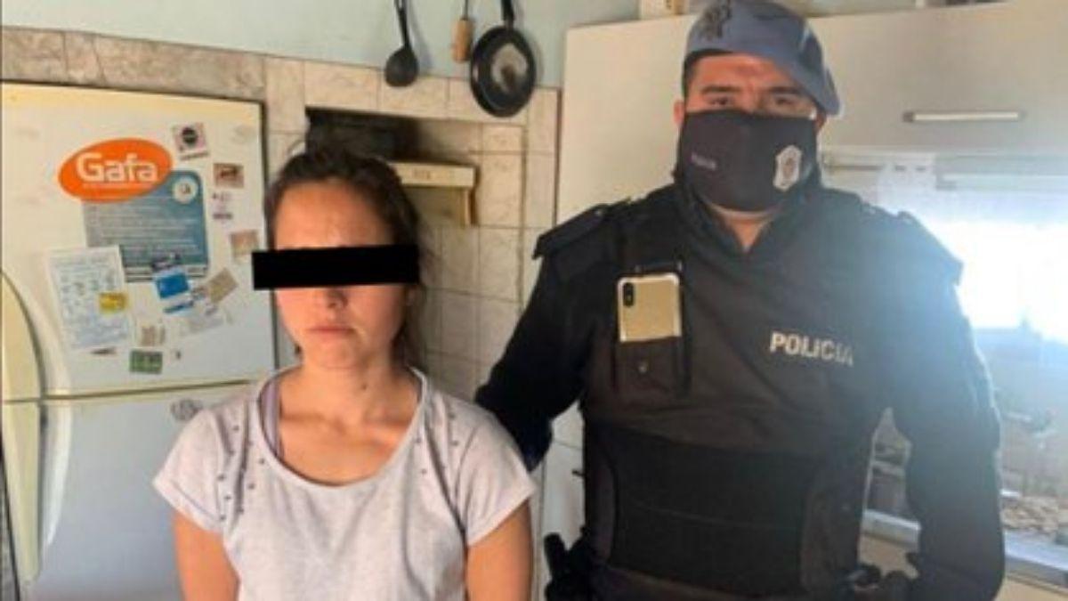 La mujer de 23 que presuntamente mató a sus dos hijos