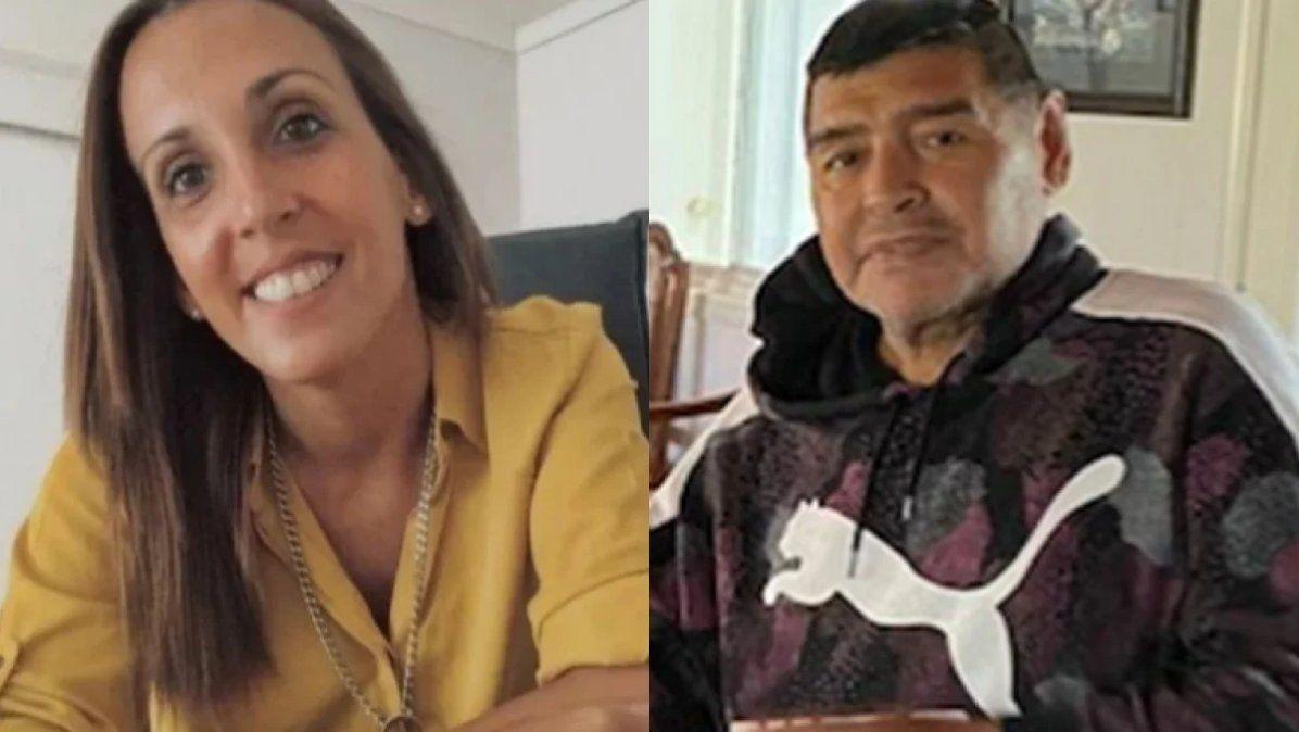 El acompañante terapéutico de Maradona dijo que la psiquiatra le indicó que dejara de asistirlo.