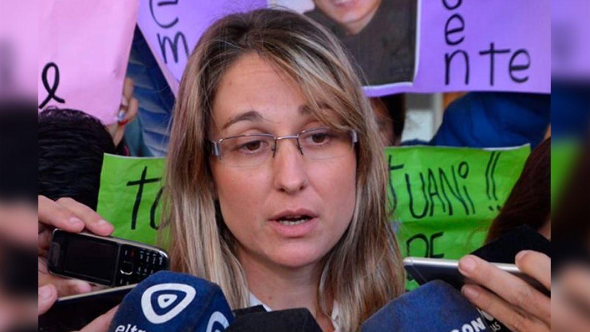 """El secretario del fiscal Ponce Asahad llamaba a Serena para que """"parara la oreja"""" si se producían allanamientos y operativos policiales en agencias de juego clandestino y puertos secos de San Lorenzo."""