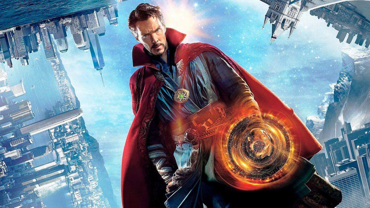 Doctor Strange 2: anuncian que detuvieron el rodaje por el Covid-19