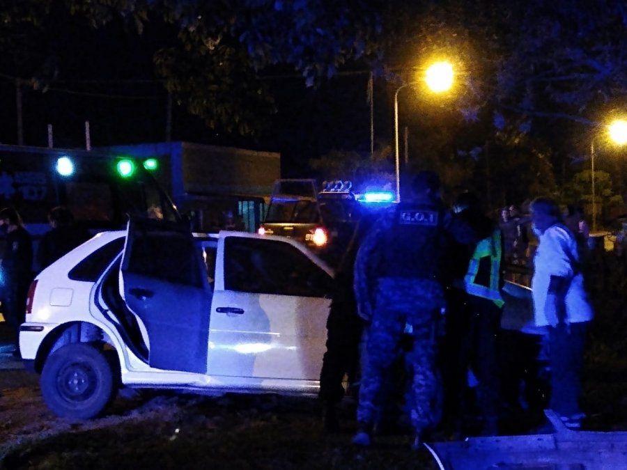 Accidente fatal en Coronda. Foto Gentileza Horacio Capello