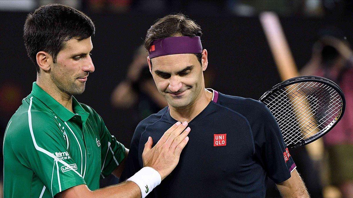 Djokovic sigue rompiendo récords y se quedará con una marca histórica que tenía Federer.