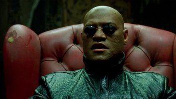 Esta es la razón por la que Morpheus no estará en la nueva película de Matrix