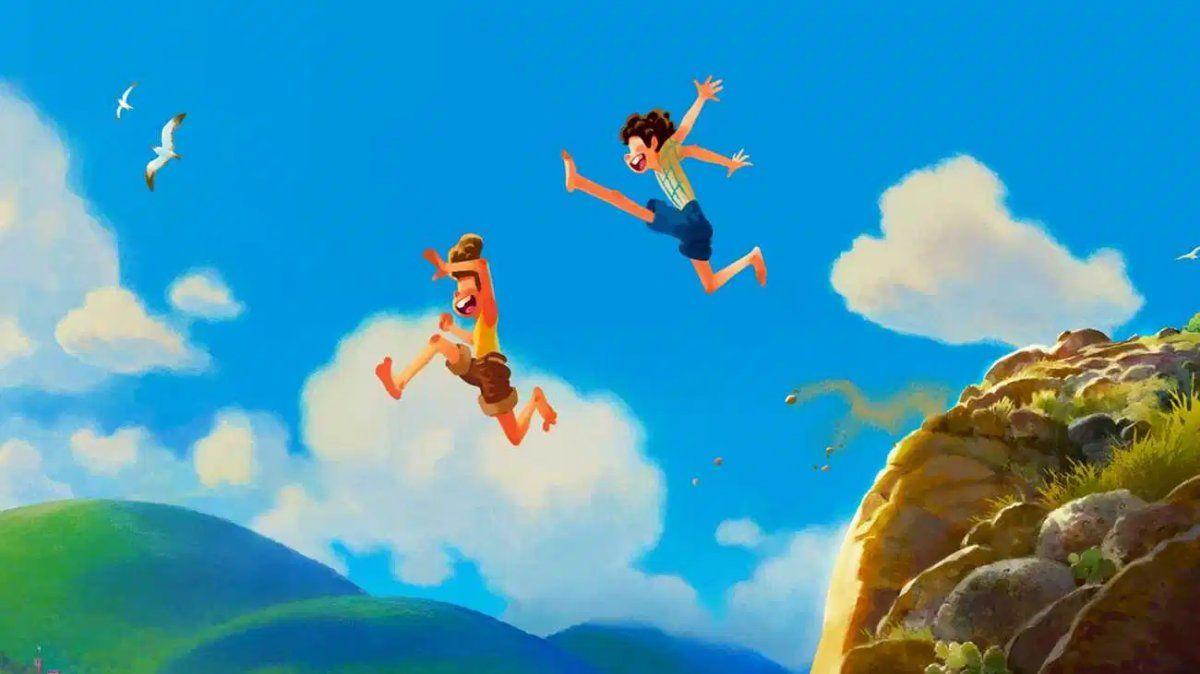 Pixar viajará a Italia con Luca