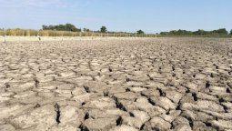 Al 25 de agosto, las lluvias acumuladas en Santa Fe no llegan a los 400 milímetros. Por la sequía se secaron muchos humedales y los incendios son constantes.