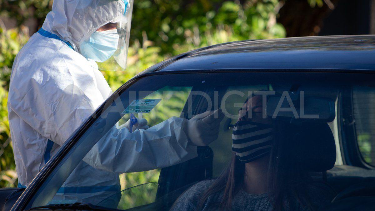 El Ministerio de Salud detectó más de 2.800 nuevos casos de coronavirus en el territorio provincial.