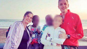 Más de 500 personas se comunicaron para ayudar a los niños africanos abandonados en Bahía Blanca