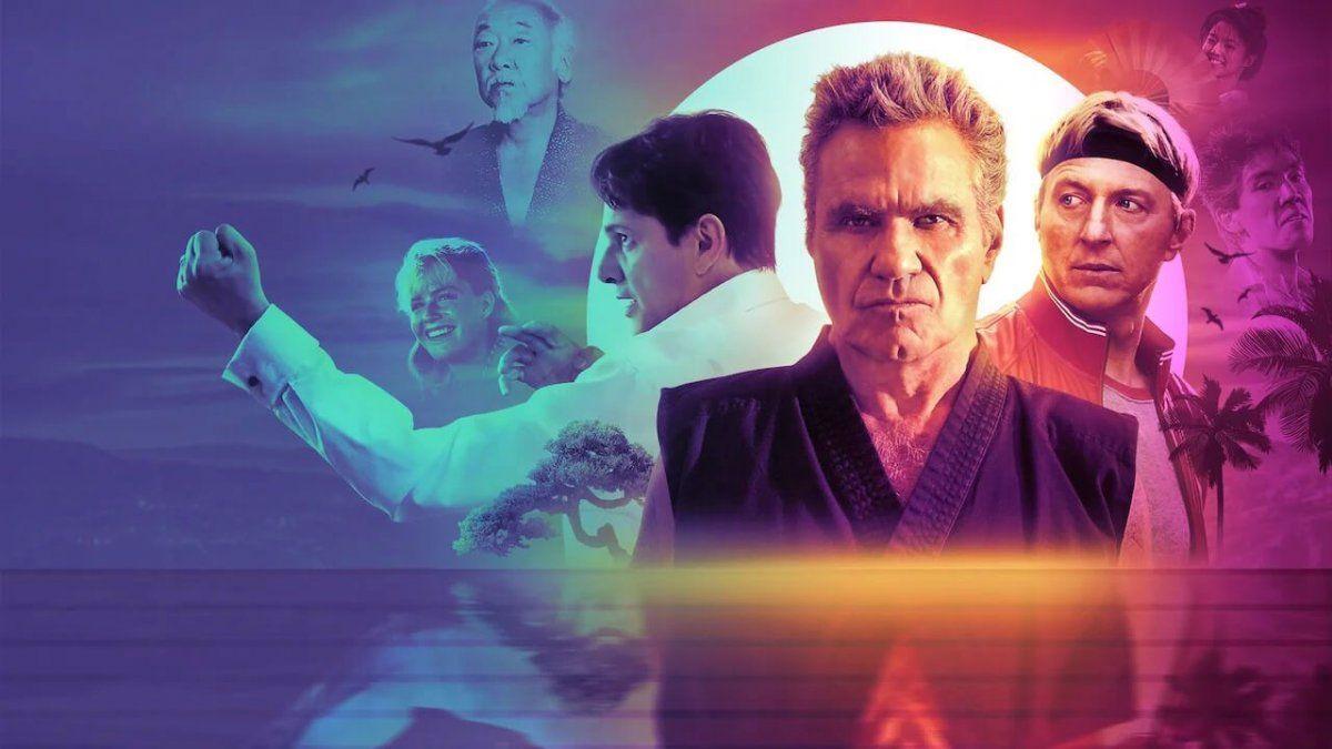 Cobra Kai: Netflix confirmó la fecha de estreno de la cuarta temporada.