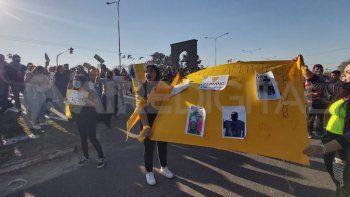 El viernes cientos de personas en Rincón se manifestaron en contra del abuso infantil.