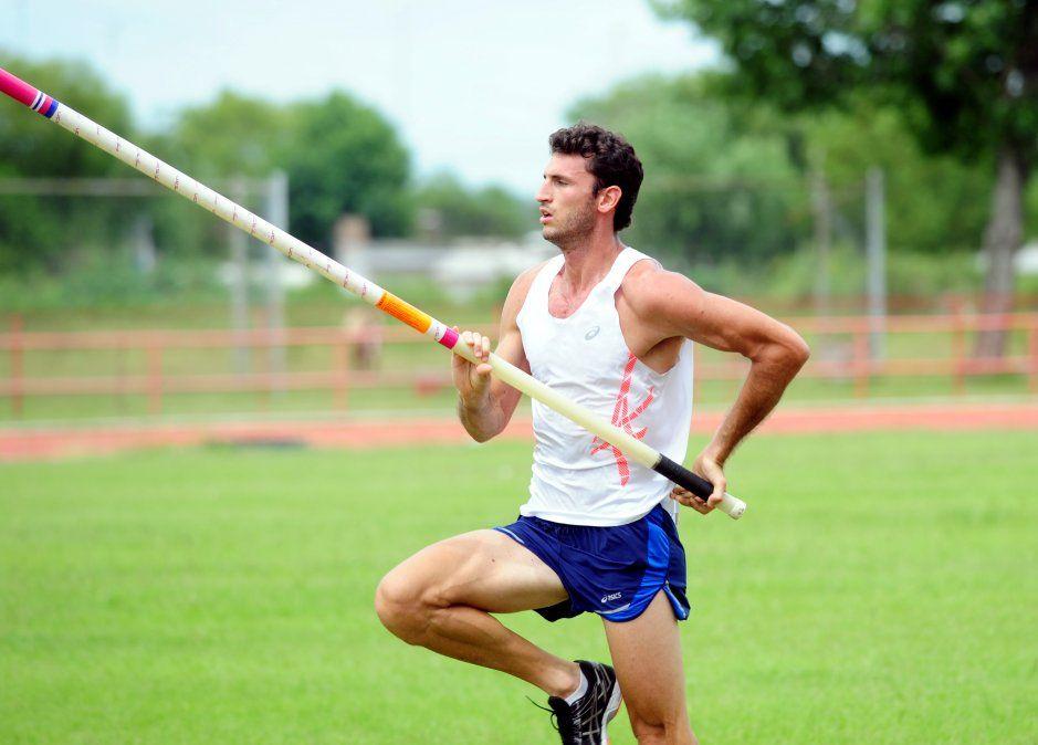 Germán Chiaraviglio competirá en Polonia.