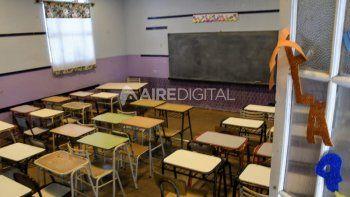 La ministra Cantero dijo que en las principales ciudades de la provincia, las escuelas continuarán cerradas hasta que la evolución de la pandemia permita abrirlas.
