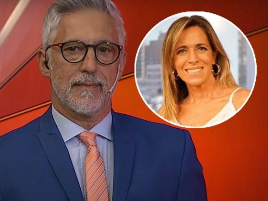 Pepe Gil Vidal le dijo botona a Sandra Borghi y ella explotó: Me tienen harta