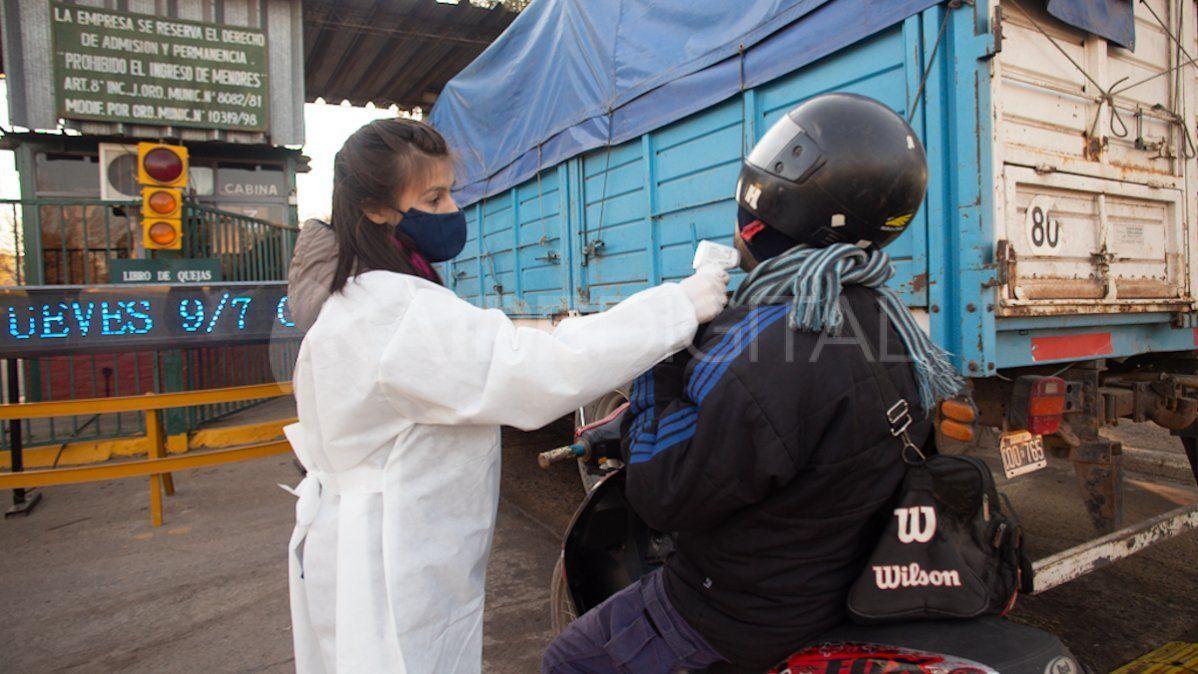 Se detectaron seis casos de coronavirus en la ciudad de Santa Fe.