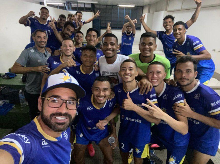 El presidente y cuatro jugadores del Palmas de Brasil murieron en un accidente de aéreo mientras viajaban para jugar por la Copa Verde.