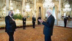 Así como Draghi respaldó el pedido del jefe de Estado argentino ante sus acreedores del FMI, también lo hicieron los mandatarios del resto de los países europeos que estuvieron incluidos en la gira.