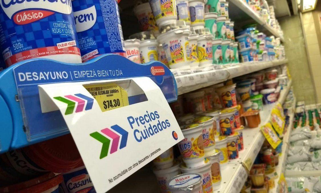 Los productos de Precios Cuidados son hasta 43% más baratos en cada categoría