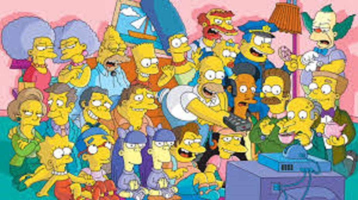 Los Simpson tendrán dos nuevas temporadas.