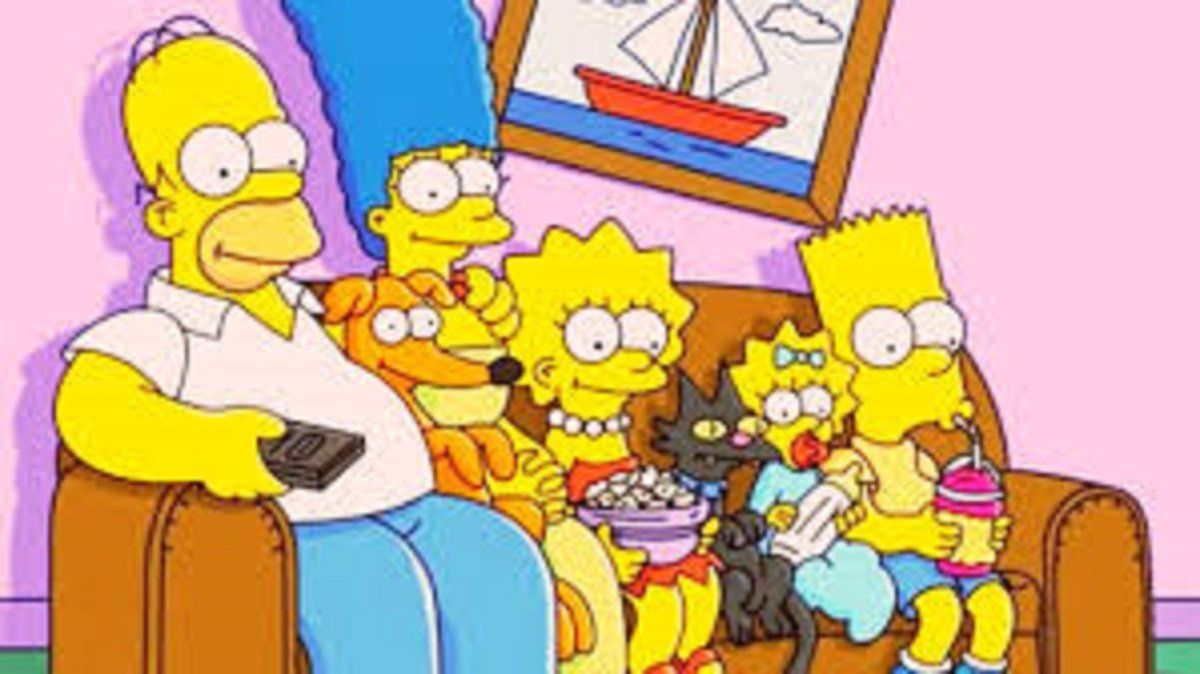 Los Simpson predijeron el vacunatorio VIP.