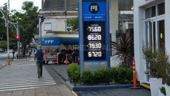 Este viernes aumentó el precio de la nafta.