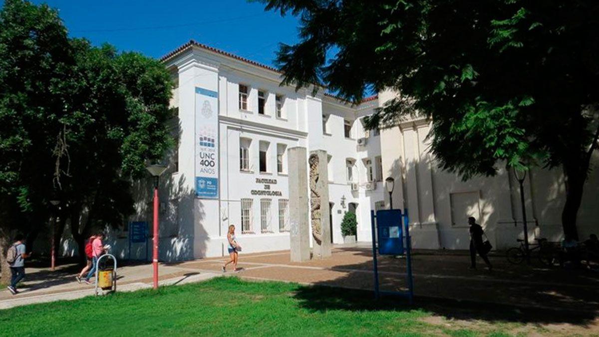 Facultad de Odontología de la Universidad Nacional de Córdoba.