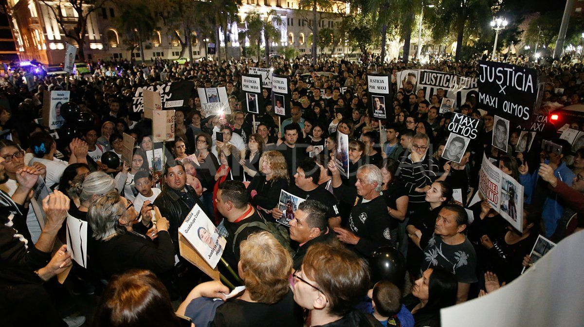 La última manifestación masiva en Santa Fe para pedir seguridad se realizó en septiembre