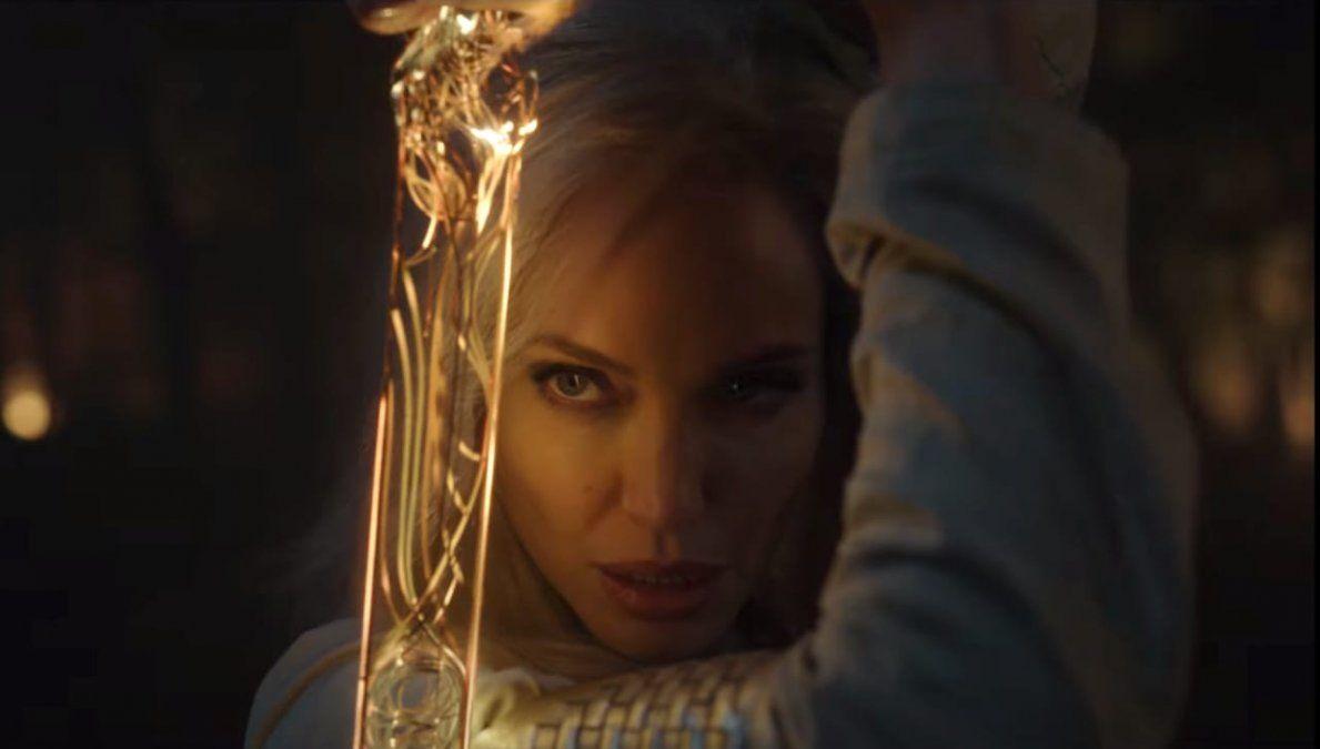Eternals: Angelina Jolie ySalma Hayek encabezan el elenco de la gran película de Marvel.