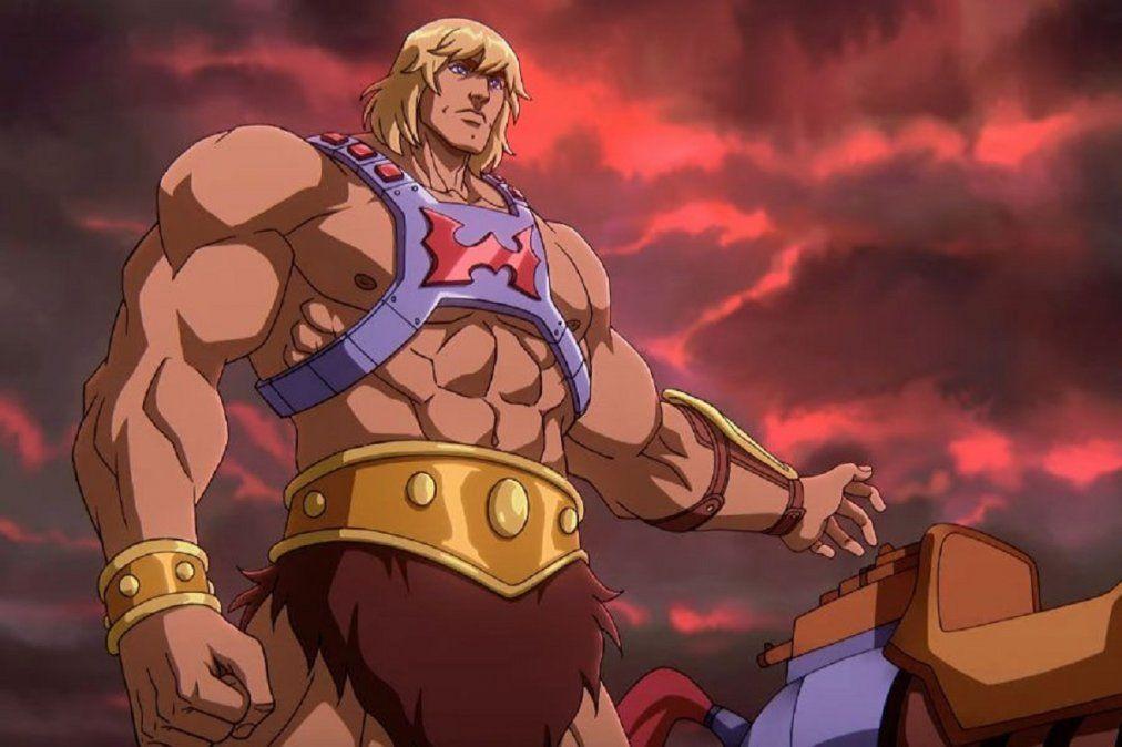 He-Man llegará a Netflix con una nueva serie: Masters of the Universe: Revelation.