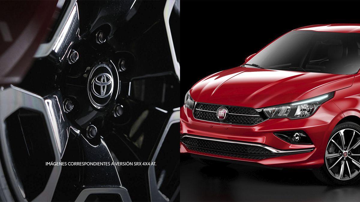 Primer trimestre: Fiat ubica al Cronos como el auto más vendido y Toyota lidera el ranking de ventas totales