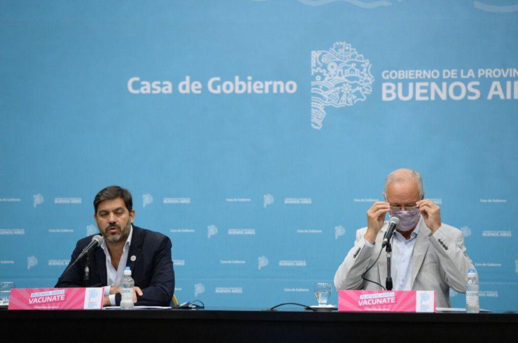 Preocupa la situación epidemiológica en Buenos Aires.