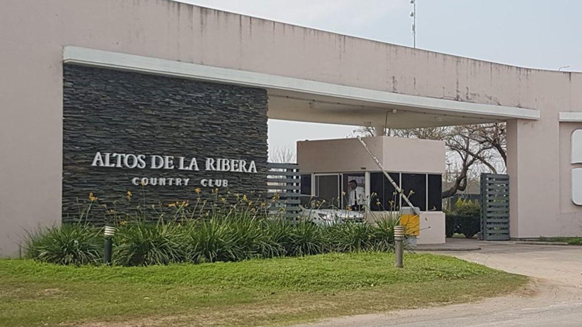 Un caso que generó malestar de sus habitantes se dio durante el fin de semana largo por carnaval en el country Altos de La Ribera