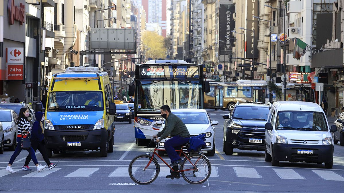 La ciudad de Buenos Aires es la segunda jurisdicción con más casos de coronavirus.
