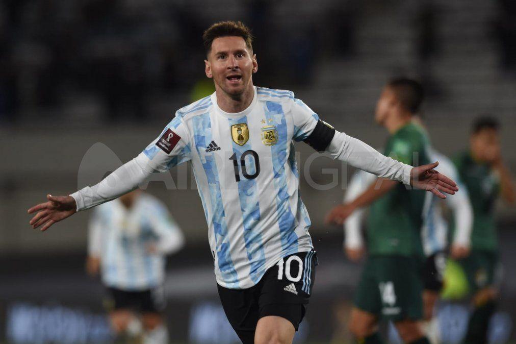 Con el capitán Lionel Messi como principal atracción