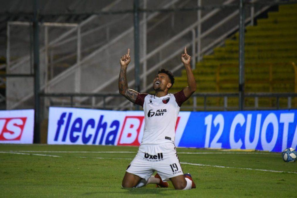 Histórico: la última vez que Colón hizo tres goles de visitante en el primer tiempo