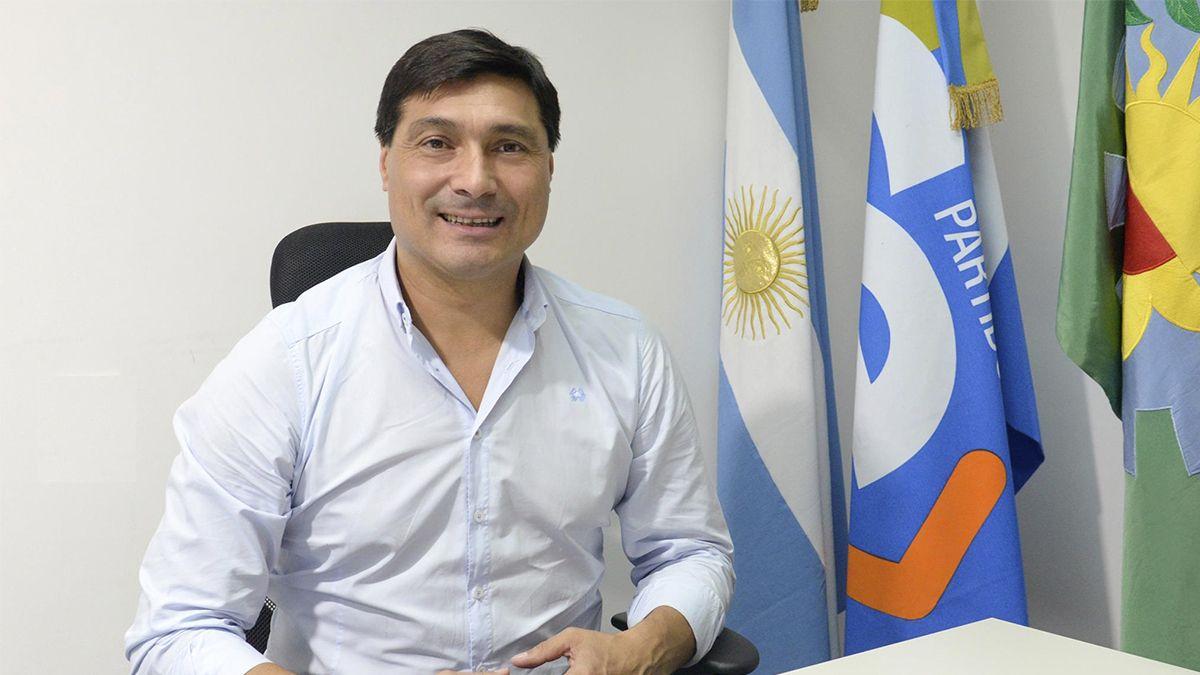 Pablo Ansaloni tiene mandato como diputado nacional hasta 2021.