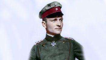 A 103 años de la muerte de El Barón Rojo, el as de ases que se convirtió en leyenda