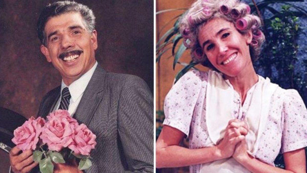El Profesor Jirafales no vivía en la vecindad del Chavo porque ¿era casado?