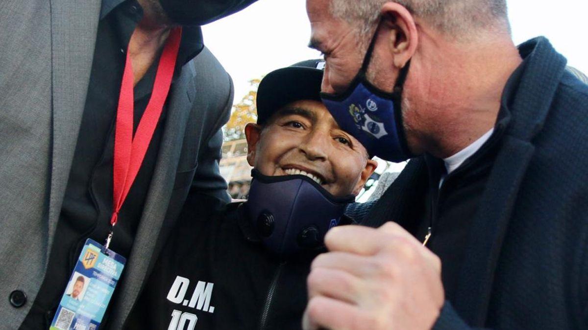 Diego Maradona pasó sus últimos días en una casa del barrio San Andrés del complejo Villanueva